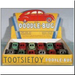 Tootsietoy Doodlebug original packaging (photo by Lloyd Ralston Gallery Auctions)